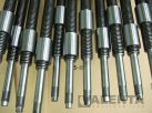 Shafts with trapezoidal thread DIN 103