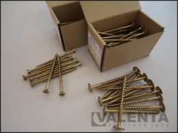 Construction screws - Ø 4 mm, 4.5 mm and 5 mm